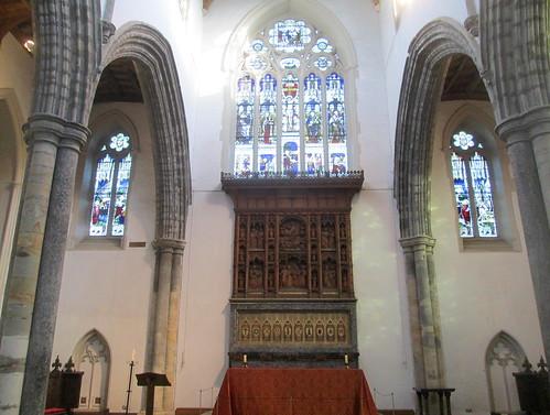Auckland Castle, Chapel Altar