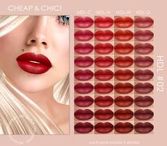 HD Lipstick #02