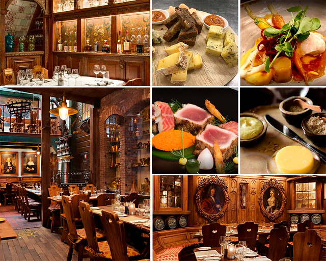 Restaurante d'Vijff Vlieghen