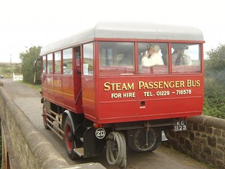 Lake District Steam Bus Company - SBC No.1 - KG1123 - UK-Independents20099923