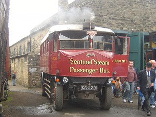 Lake District Steam Bus Company - SBC No.1 - KG1123 - UK-Independents20099912