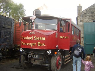 Lake District Steam Bus Company - SBC No.1 - KG1123 - UK-Independents20099915