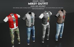 MIKEY OUTFIT