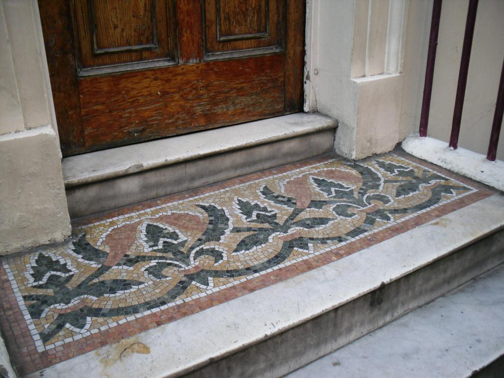 The Steps of John Murray Albemarle Street London (October 2011) (The Polite Tourist)