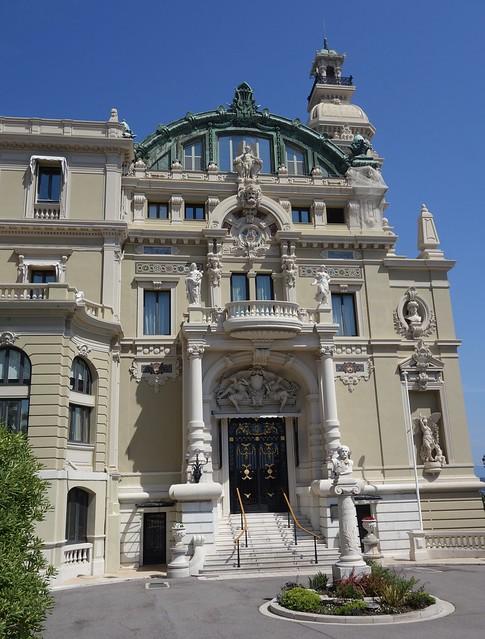 Monte Carlo - April 2019
