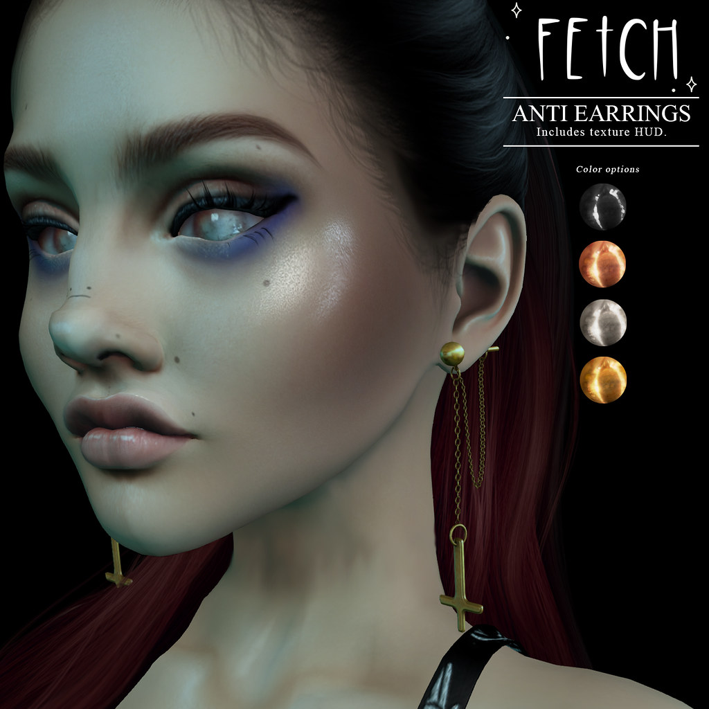 [Fetch] Anti Earrings @ Midnight Order
