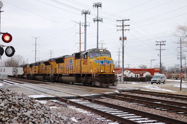 ALPR nd the North Shore Depot