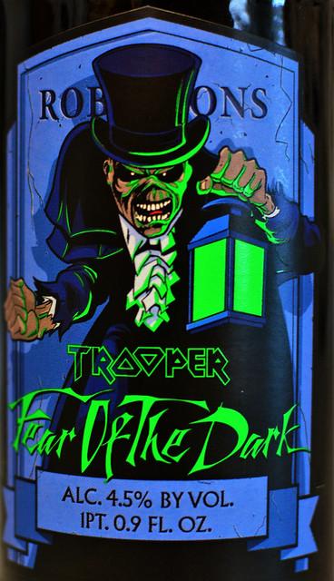 Robinson's Trooper Fear of the Dark