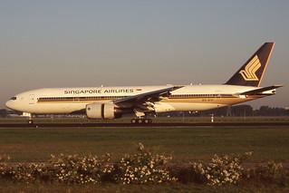 9V-SVI Schiphol 15-6-2005