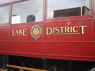 Lake District Steam Bus Company - SBC No.1 - KG1123 - UK-Independents20099913