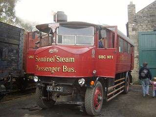 Lake District Steam Bus Company - SBC No.1 - KG1123 - UK-Independents20099916
