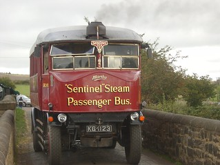 Lake District Steam Bus Company - SBC No.1 - KG1123 - UK-Independents20099918