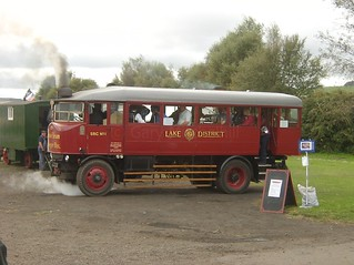 Lake District Steam Bus Company - SBC No.1 - KG1123 - UK-Independents20099920