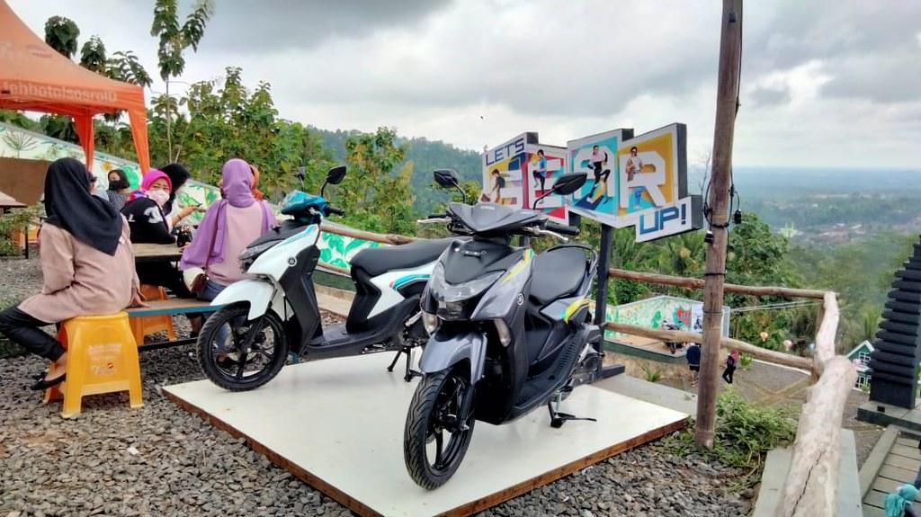 Pameran GEAR 125 di Lengkung Langit Lampung