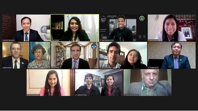Argentina-2020-12-16-UPF-Argentina Closes Out 2020 With Online Ambassadors for Peace Program