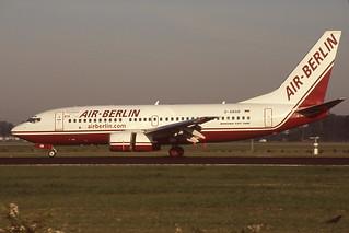 D-ABAB Schiphol 15-6-2005
