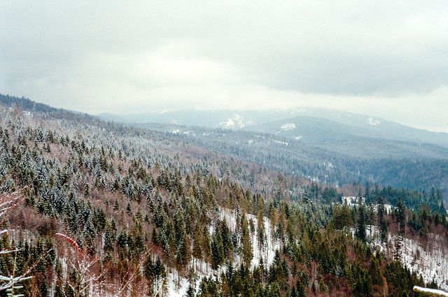 Beskidy Mountains, Poland.