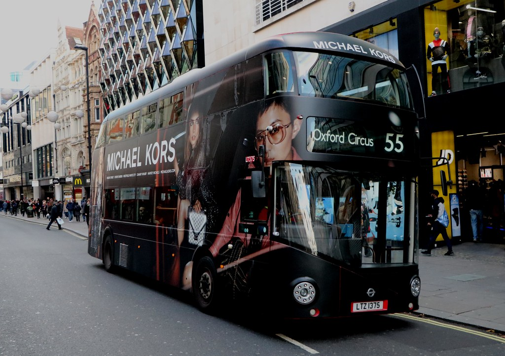 Stagecoach London - LT375 - LTZ1375 - Michael Kors