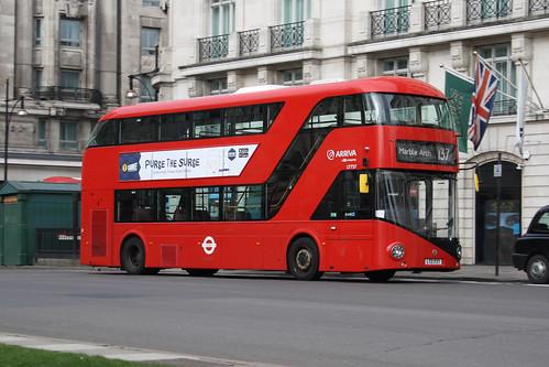 Arriva London LT737 LTZ1737