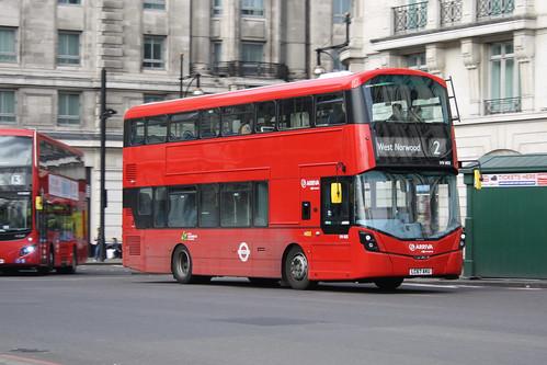 Arriva London HV405 LC67AKU