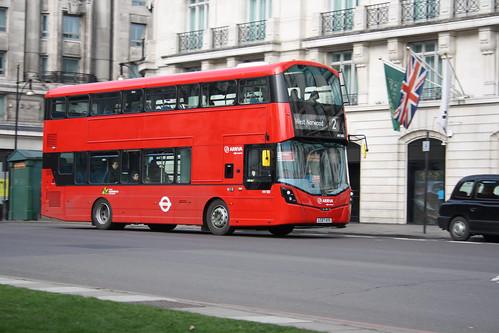 Arriva London HV382 LC67AHG