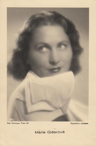 Marie Glasrova