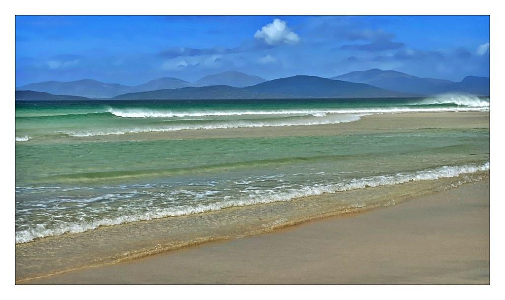 Hebridean seascape!