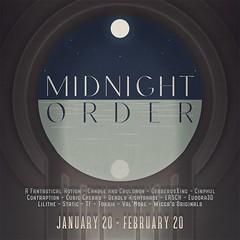 Midnight Order is OPEN!