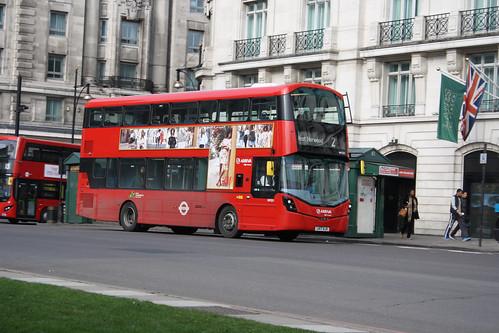 Arriva London HV321 LK17AJX