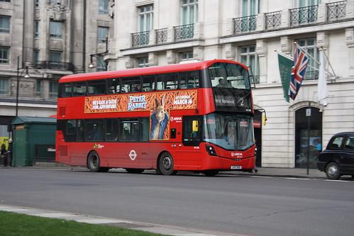 Arriva London HV298 LK17AGO