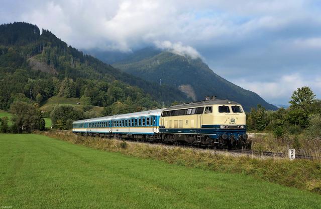 Der Oberstdorf-Alex mit 218 447