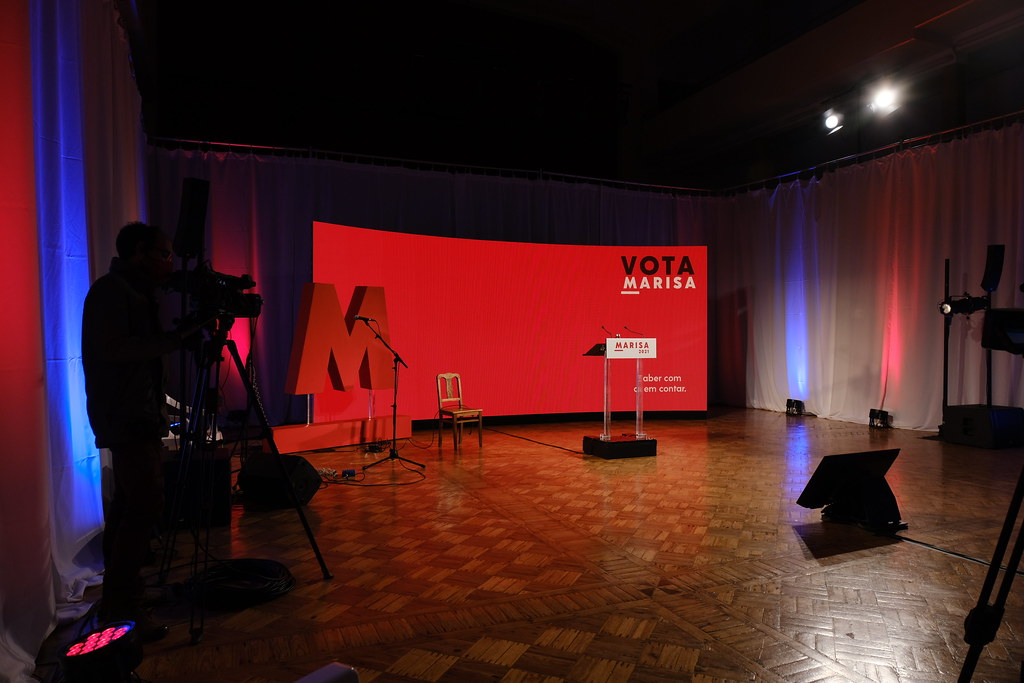 Comício virtual Marisa Matias, Almada, Jan 2021