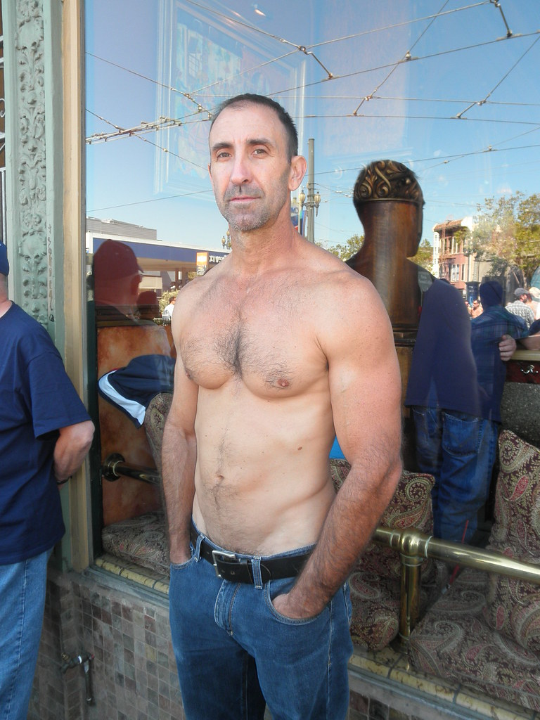 101 HOT MAN CHESTS / PECS ! ! # 86 ! ( safe photo ) (50+ FAVES)
