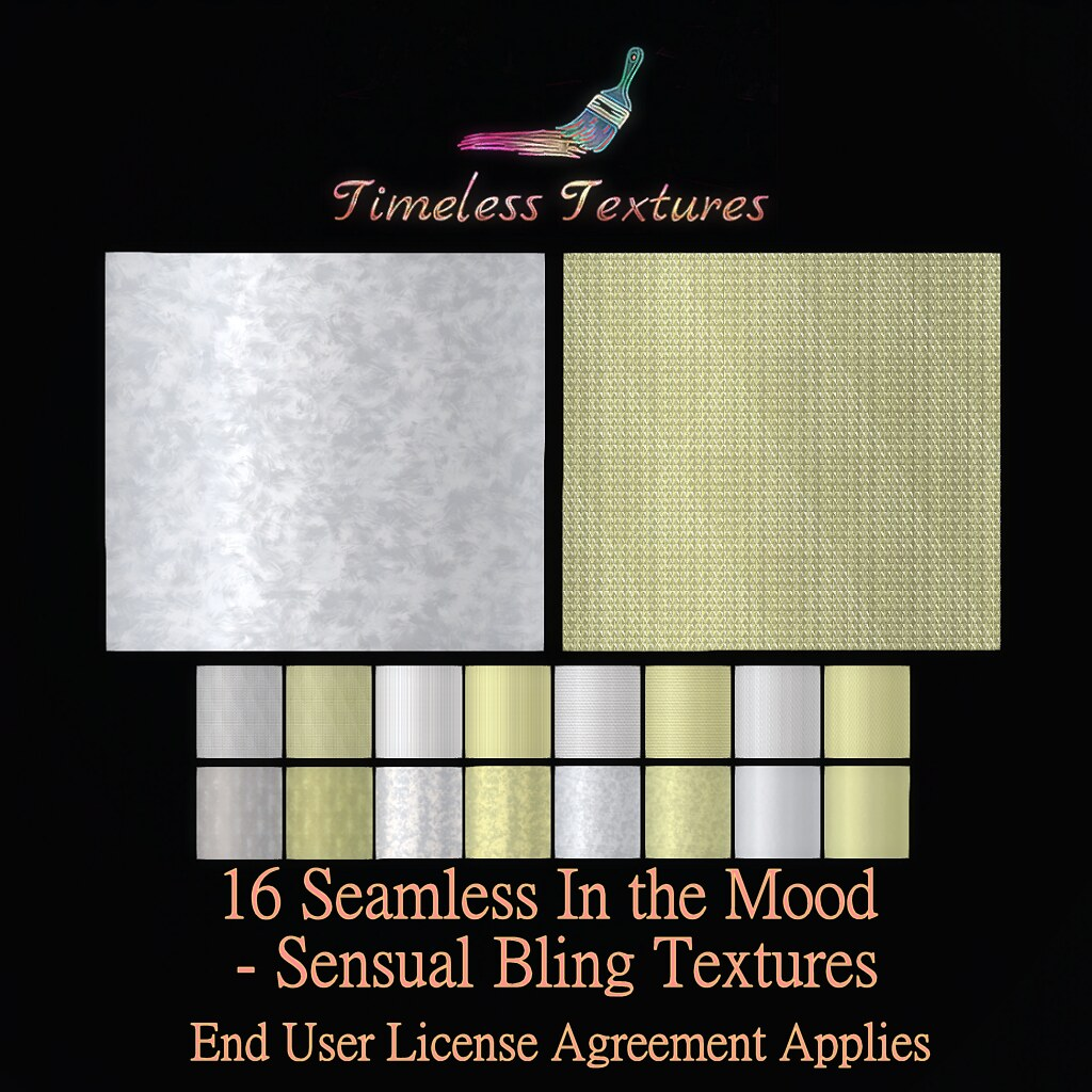 TT 16 Seamless In the Mood – Sensual Bling Timeless Textures