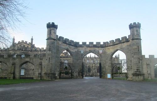 Auckland Castle Gateway