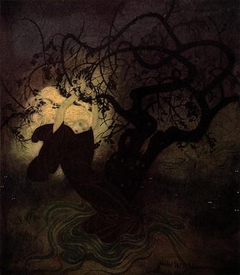 The Buried Moon: An English Fairy Tale