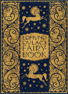 Edmund Dulac's Fairy-Book, front cover