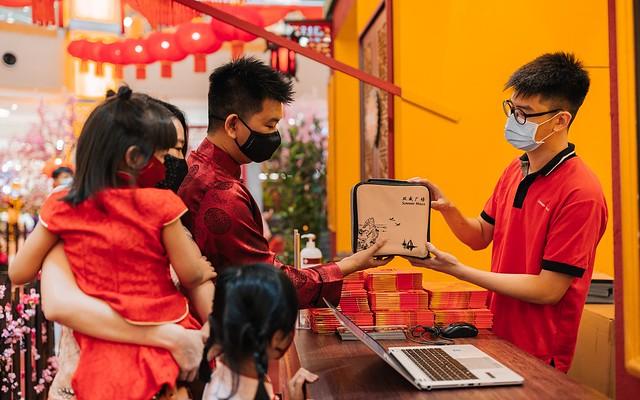 Amati Kemakmuran Tahun Baharu Cina Bersama Sunway Pyramid