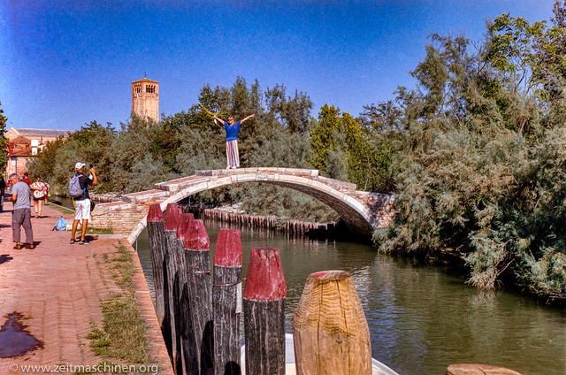 Die Fotobrücke von Torcello / Photographer's Bridge in Torcello