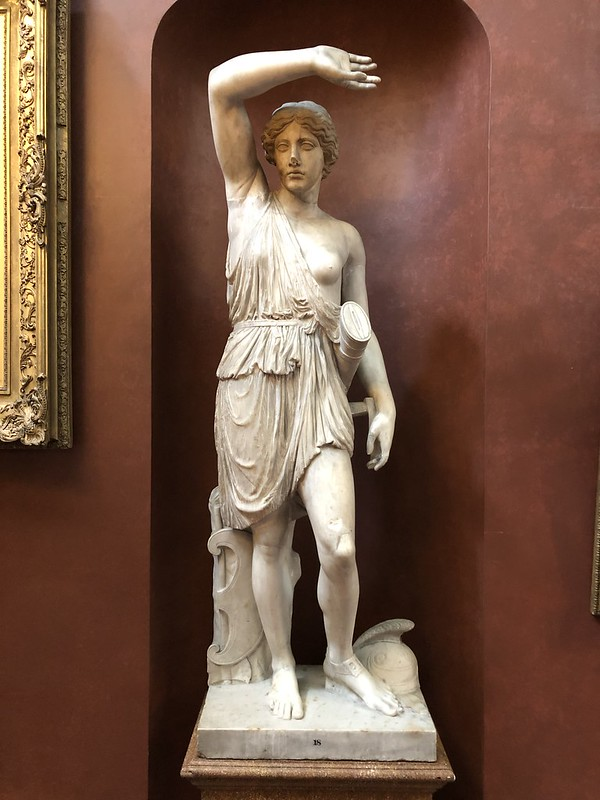 Statue of an Amazon