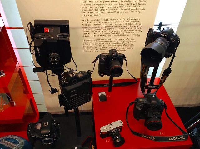 Musée Suisse de l'Appareil Photographique, Vevey.