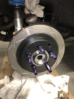 21 01 18 Evo Rear Wheel Bearing Semi Installed | by TRK MTR M3