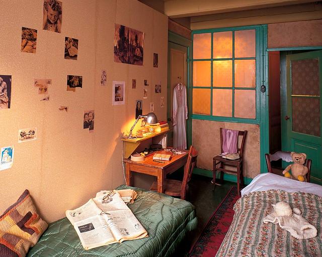 Casa de Anna Frank
