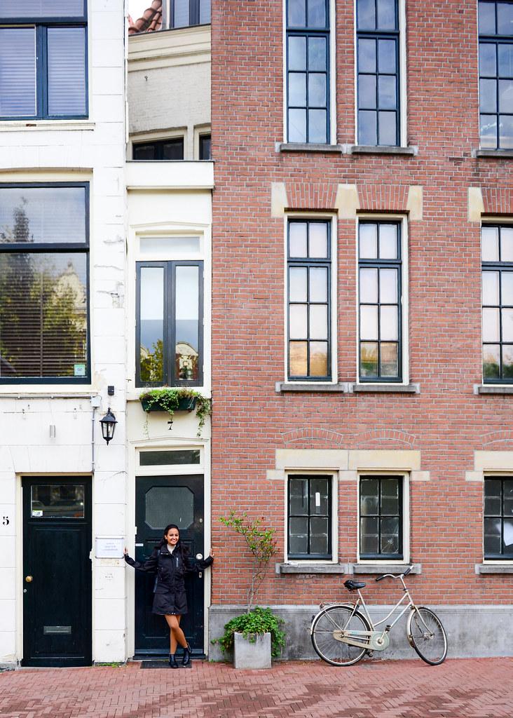 Singel 7, la casa más estrecha de Amsterdam