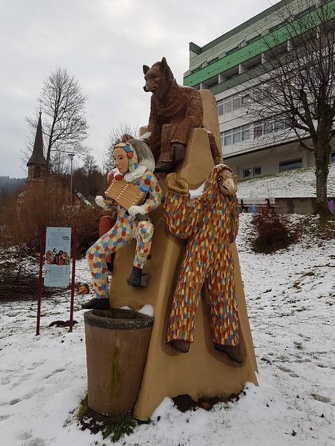 Narrenbrunnen_Triberg (4)