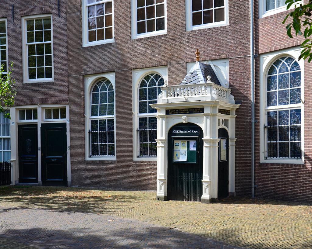 Iglesia clandestina de Begijnhof