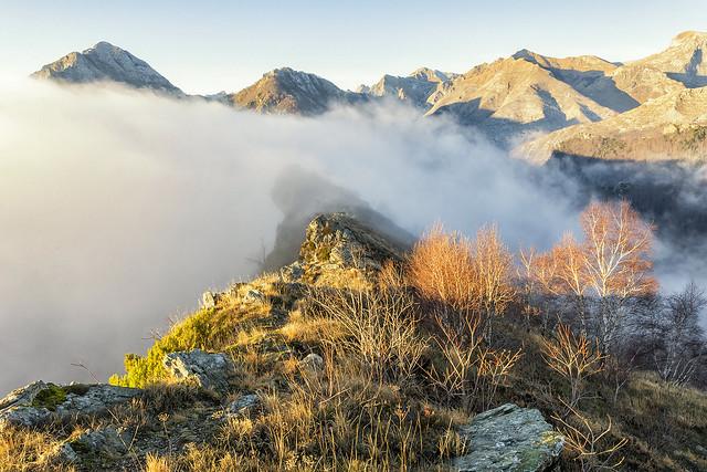 APUAN WILDERNESS  ( Alpi Apuane,natura selvaggia)