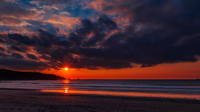 Baie des Trépassés, Finistère, Bretagne