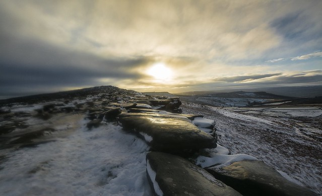Stanage morning