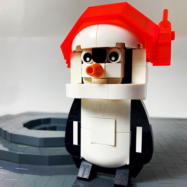 Ice Penguin 2020